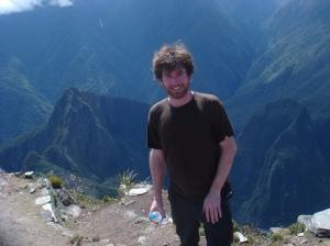 Me & Machu Picchu