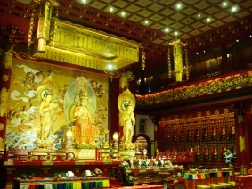 Buddhist Tooth Relic Temple